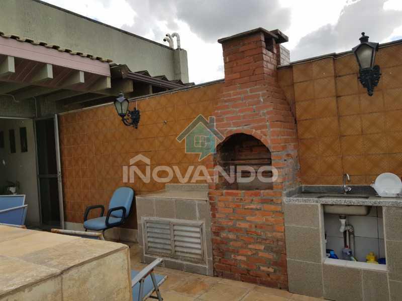 ec4b9ee8-4bfe-4b22-b1d2-40ca54 - Apartamento cobertura de 3 quartos na Praça seca - 245m-² - - 729K - 11