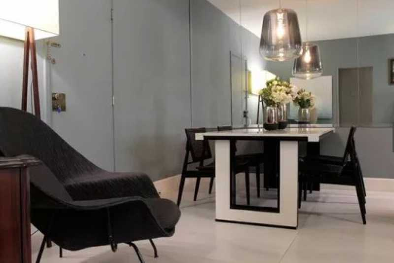 2 - Apartamento de 1 quartos na Barra da Tijuca Portal da Barra- 70m-² - - 738A - 4