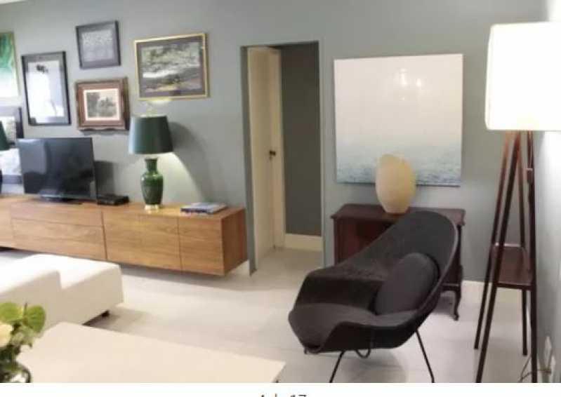 4 - Apartamento de 1 quartos na Barra da Tijuca Portal da Barra- 70m-² - - 738A - 5