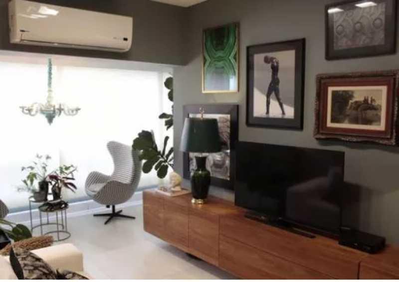 5 - Apartamento de 1 quartos na Barra da Tijuca Portal da Barra- 70m-² - - 738A - 7