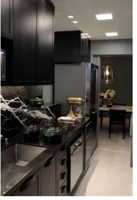 6 - Apartamento de 1 quartos na Barra da Tijuca Portal da Barra- 70m-² - - 738A - 8