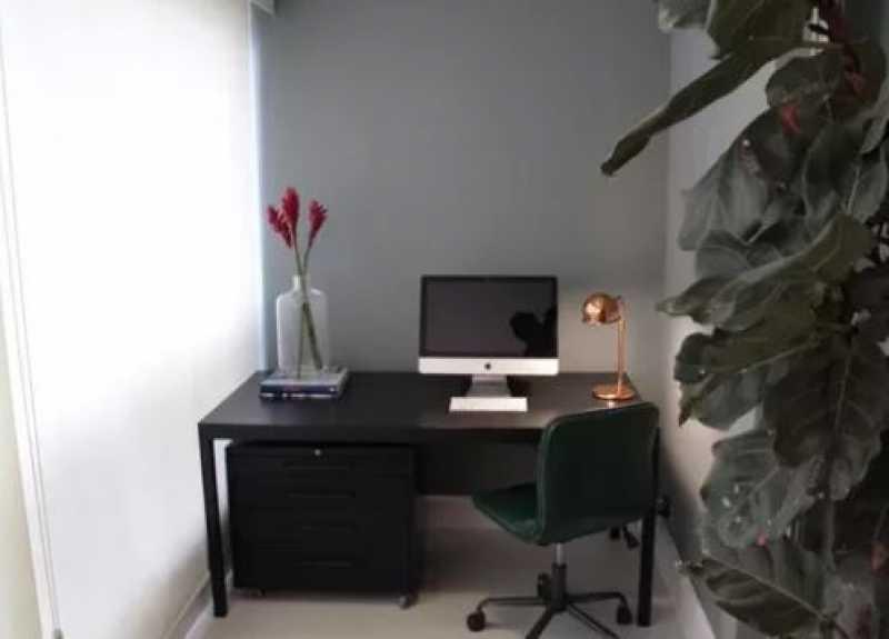 8 - Apartamento de 1 quartos na Barra da Tijuca Portal da Barra- 70m-² - - 738A - 13
