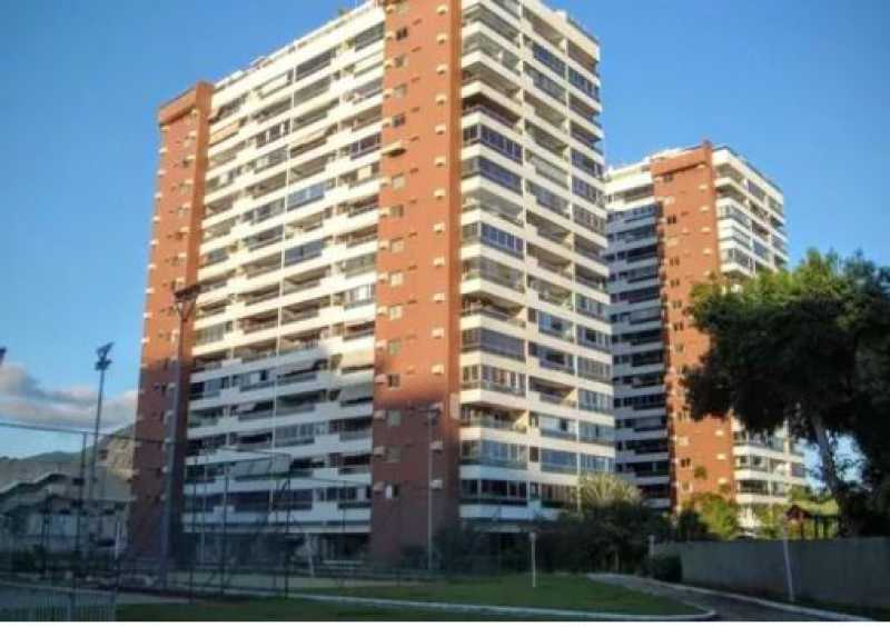 14 - Apartamento de 1 quartos na Barra da Tijuca Portal da Barra- 70m-² - - 738A - 15