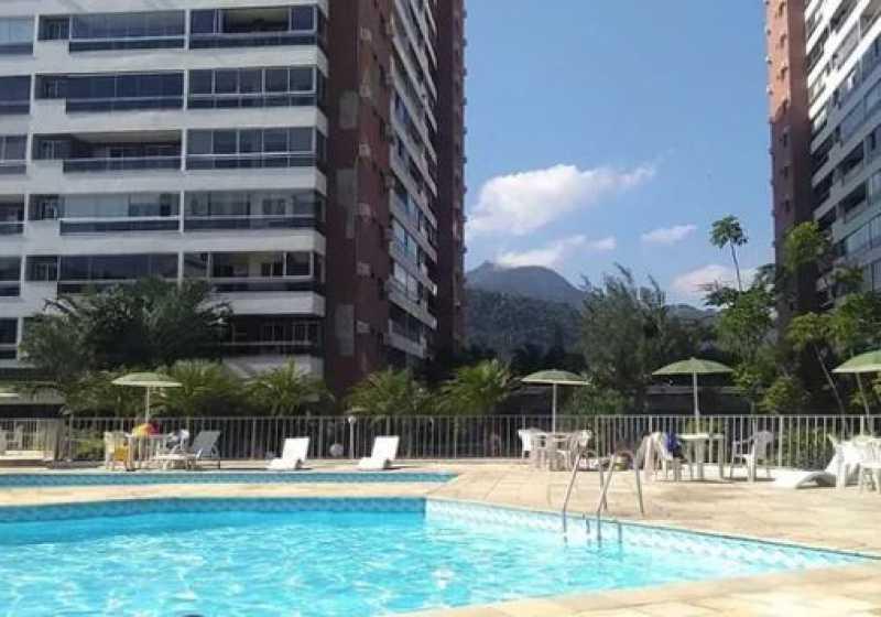 16 - Apartamento de 1 quartos na Barra da Tijuca Portal da Barra- 70m-² - - 738A - 17
