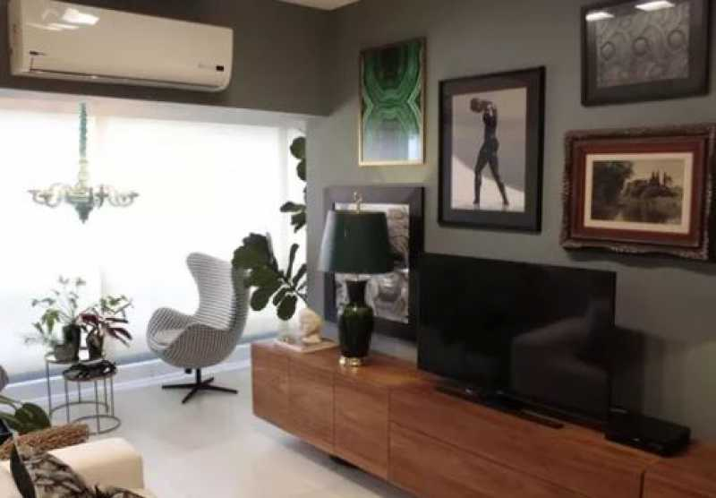 17 - Apartamento de 1 quartos na Barra da Tijuca Portal da Barra- 70m-² - - 738A - 6