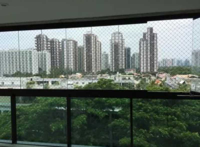 2 - Apartamento de 3 quartos na Barra da Tijuca OCEAN FRONT 132 m-² - - 741C - 1