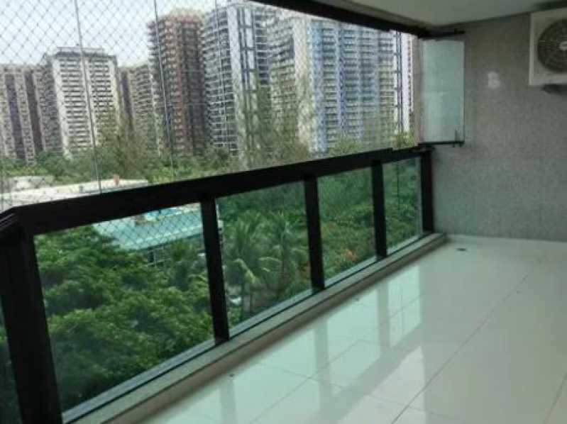 3 - Apartamento de 3 quartos na Barra da Tijuca OCEAN FRONT 132 m-² - - 741C - 3