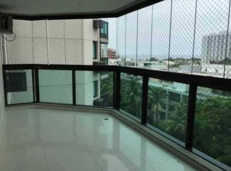 4 - Apartamento de 3 quartos na Barra da Tijuca OCEAN FRONT 132 m-² - - 741C - 4