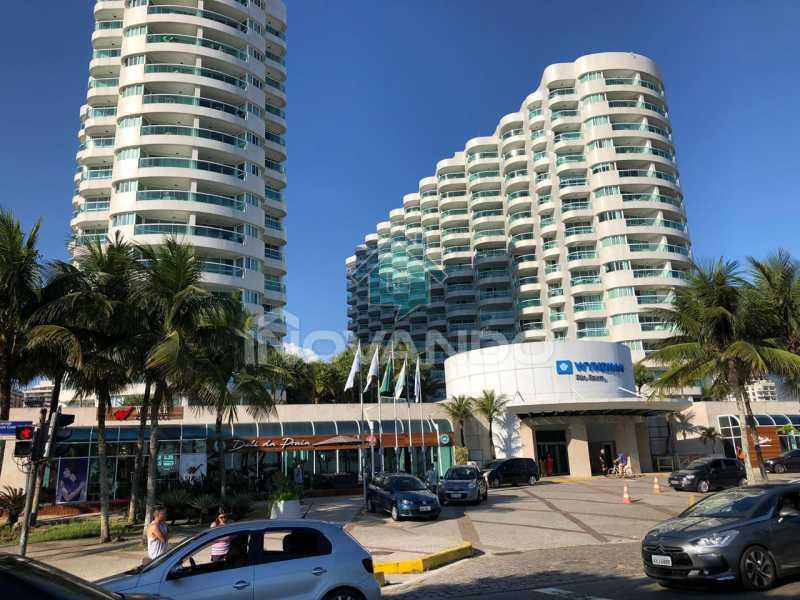 c88ca1ec-f382-42e1-9658-1ee77d - Praia da Barra da Tijuca - Sheraton- 1 quartos com 50m² - - 783A - 13