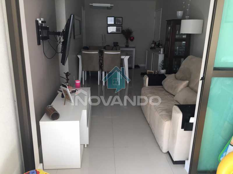 2e840726-c638-4bad-8c8b-11f6ca - Apartamento de 3 quartos na Barra da Tijuca Soleil- 70 m-² - - 786C - 4