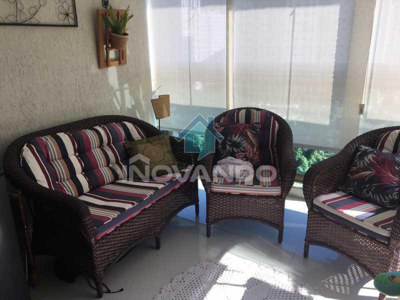 3f03e962-4a4e-4bbe-8399-f2d4f5 - Apartamento de 3 quartos na Barra da Tijuca Soleil- 70 m-² - - 786C - 1
