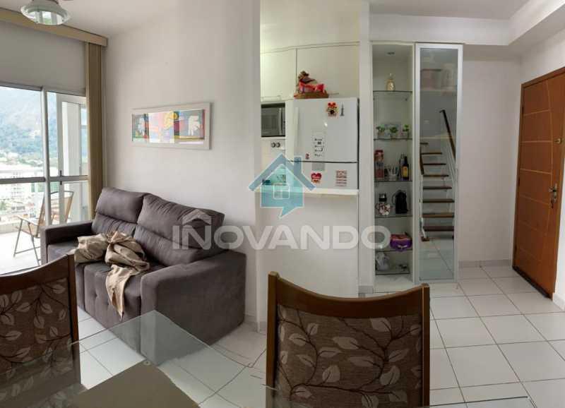 0d9c0aee-234b-48c2-ac19-5fa4ee - Apartamento Cobertura de 3 quartos no Rio Centro- Weekend- 133 m-² - - 801K - 6