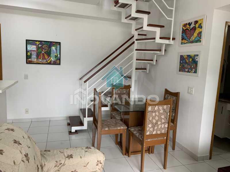 4b6f9e69-a813-4689-95b9-a85f86 - Apartamento Cobertura de 3 quartos no Rio Centro- Weekend- 133 m-² - - 801K - 1