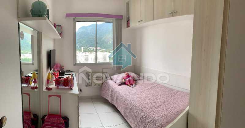 7448787e-8beb-4cf7-9257-10dcd9 - Apartamento Cobertura de 3 quartos no Rio Centro- Weekend- 133 m-² - - 801K - 10