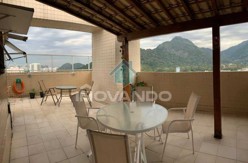 b9f705e4-e646-4400-a9d7-159abd - Apartamento Cobertura de 3 quartos no Rio Centro- Weekend- 133 m-² - - 801K - 4