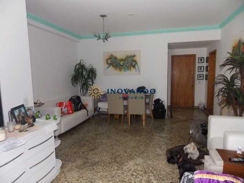 626523108295078 - Apartamento na Barra da Tijuca- Ocean Front- 4 quartos com 155m² - 259D - 3