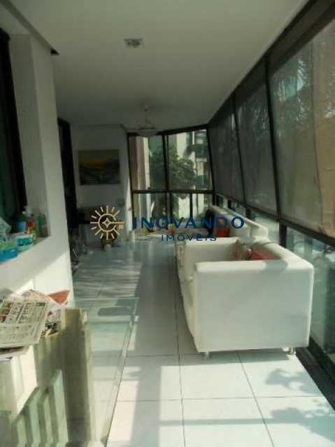622523100655849 - Apartamento na Barra da Tijuca- Ocean Front- 4 quartos com 155m² - 259D - 12