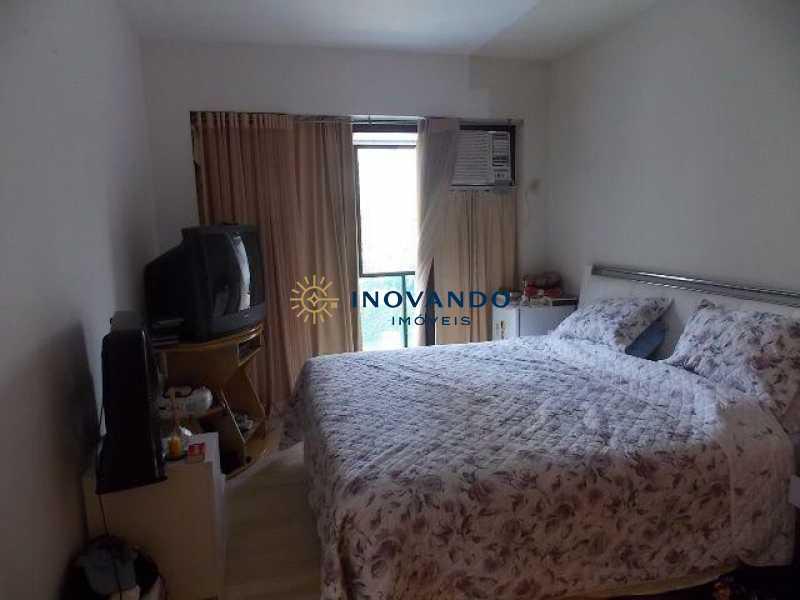 629523105427195 - Apartamento na Barra da Tijuca- Ocean Front- 4 quartos com 155m² - 259D - 18