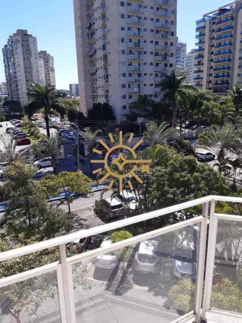 6d5b0382-d8a8-41df-90fd-487ca5 - Apartamento de 2 quartos na Barra da Tijuca - Joia da Barra- 78 m-² - - 814B - 4