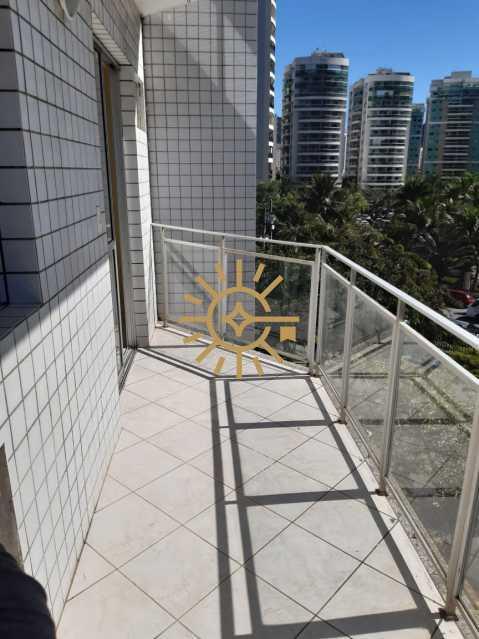 61f59c69-00f0-464e-b9b2-beeb11 - Apartamento de 2 quartos na Barra da Tijuca - Joia da Barra- 78 m-² - - 814B - 1