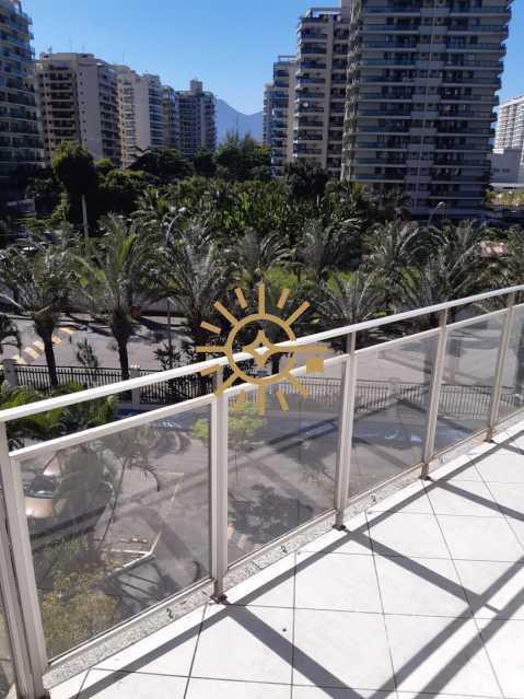 109bbe0e-1ef6-4ca2-9f0f-451770 - Apartamento de 2 quartos na Barra da Tijuca - Joia da Barra- 78 m-² - - 814B - 3