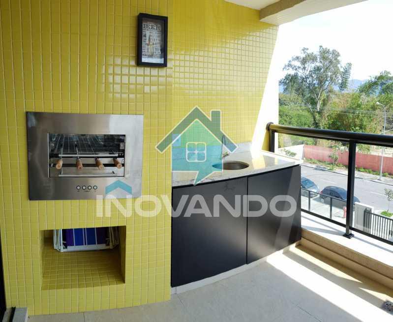 9f6a3c8d-436f-4540-892a-ff5e5d - Recreio do Bandeirantes- condomínio- You Designer - Apartamento de 3 quartos , 91m-² - 815C - 14