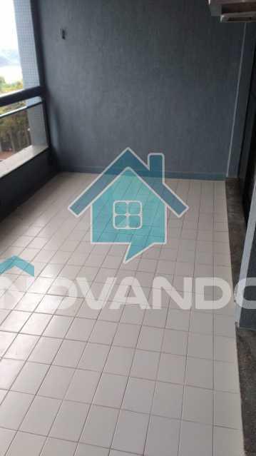 84c4e398-3a31-4852-8d51-fcef93 - Praia da Barra da Tijuca - Alfa park- Apartamento de 1 quartos 70 m-² - - 819A - 8
