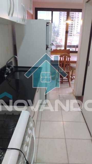 ff6903bf-f291-48ee-b9c8-2852bf - Praia da Barra da Tijuca - Alfa park- Apartamento de 1 quartos 70 m-² - - 819A - 19