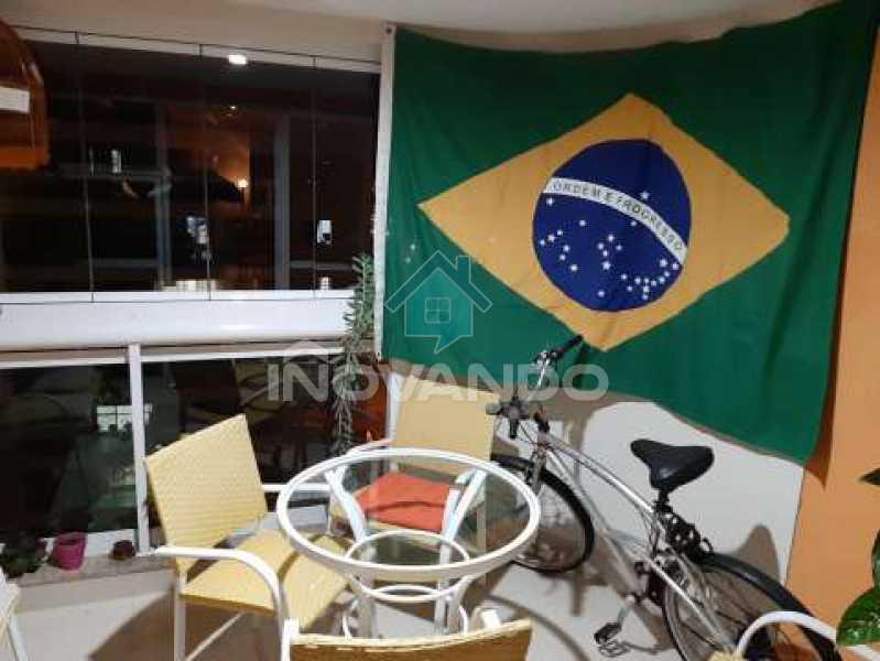 018d770235496de4b3f807a829eb53 - Barra da Tijuca- Rio 2- cobertura de 4 quartos 235m-² - 835K - 3