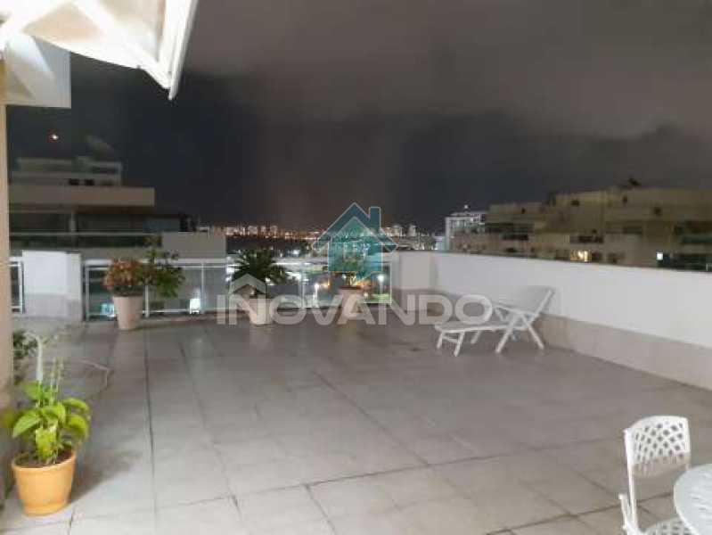 2023cc5e73d5996ef125c0d0c0e829 - Barra da Tijuca- Rio 2- cobertura de 4 quartos 235m-² - 835K - 6