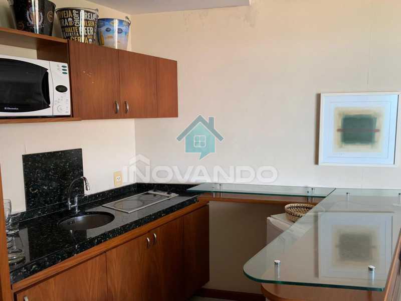 7f3c4037-9b14-49d1-91fd-c0c409 - Praia Barra da Tijuca- Sheranton- Wyndham- 1 quartos 52m-² - - 854A - 8