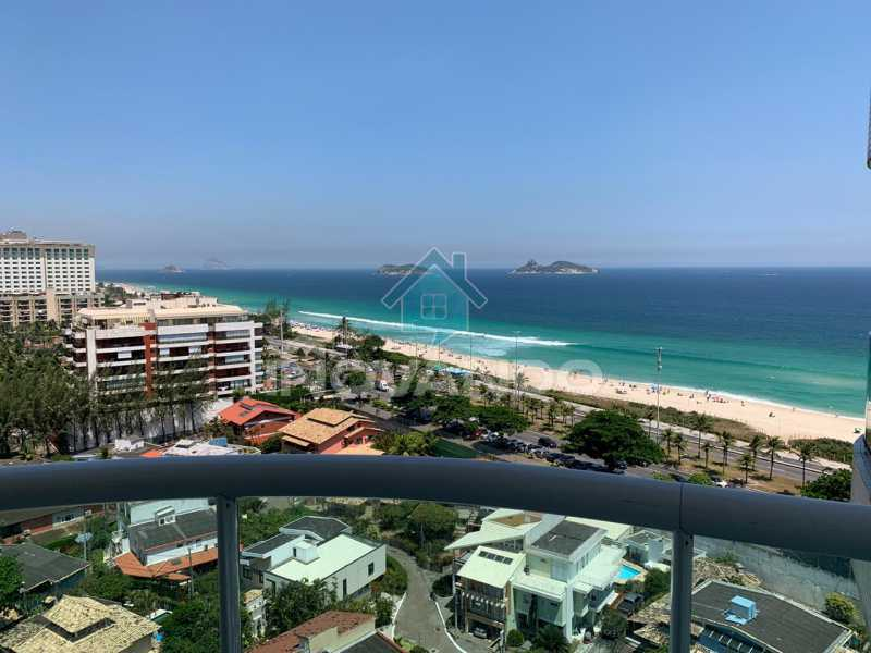 a2111eb3-e2c0-4d97-b8cb-6ca921 - Praia Barra da Tijuca- Sheranton- Wyndham- 1 quartos 52m-² - - 854A - 12
