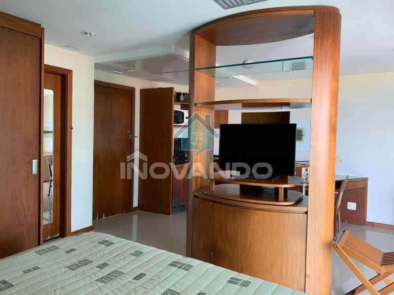 b62a89e2-0fe8-462f-8c39-a1c9c0 - Praia Barra da Tijuca- Sheranton- Wyndham- 1 quartos 52m-² - - 854A - 13