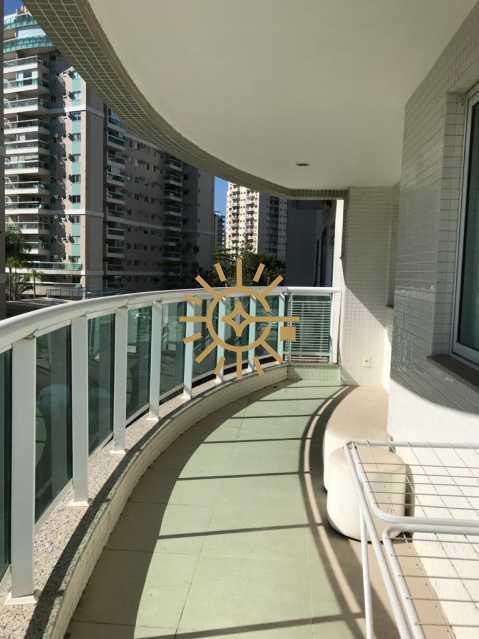 2e85c1cd-448e-4ec9-b641-5ae4c3 - Barra da Tijuca Villas da Barra- Jardim da Barra - 2 quartos 70 m-² - - 866B - 1