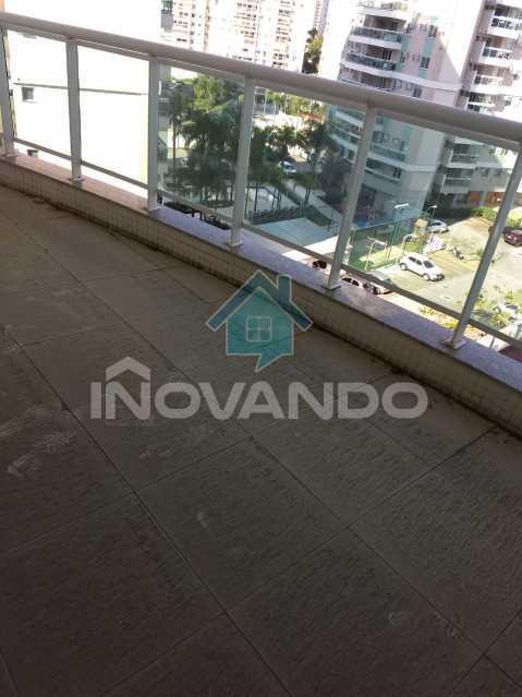 778c9143-2de8-49ae-a34a-5ecda8 - Barra da Tijuca - Villas da Barra - Jardim da Barra- 3 quartos 83m-² - 887C - 11