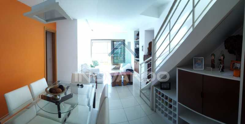 4b82a126-f848-4d6a-be65-cd4f99 - Cobertura 3 quartos à venda Rio de Janeiro,RJ - R$ 1.200.000 - 957K - 3