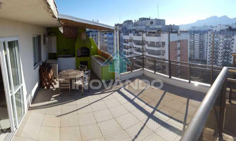 5ff47299-5540-4715-9362-9b2da5 - Cobertura 3 quartos à venda Rio de Janeiro,RJ - R$ 1.200.000 - 957K - 4