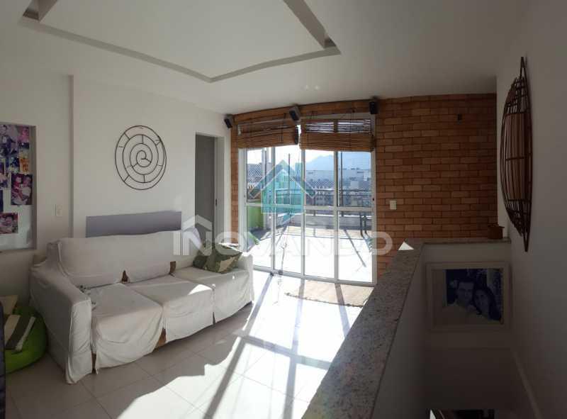 d04f1632-76af-44a7-9163-ee72cd - Cobertura 3 quartos à venda Rio de Janeiro,RJ - R$ 1.200.000 - 957K - 13