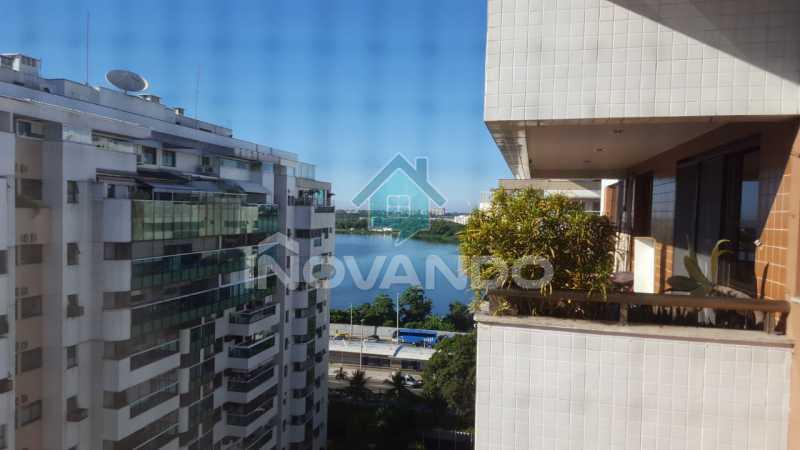 d915d91e-1c94-4d4c-b4d1-99fe7a - Cobertura 3 quartos à venda Rio de Janeiro,RJ - R$ 1.200.000 - 957K - 14