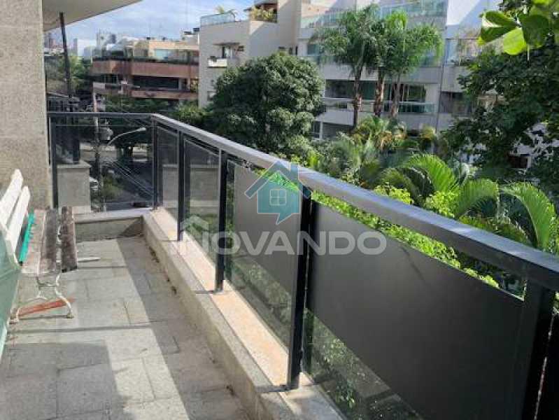 68bc29e94cb517d28dd69fad14b32e - Barra da Tijuca - Jardim oceanico - 5 quartos 317m-² - 988K - 12