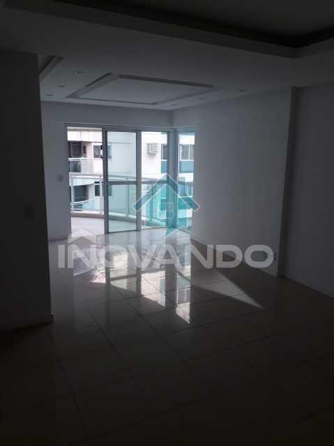 e01cb120-b4de-457a-ab50-4e20b4 - Barra da Tijuca - Rio 2 - 4 quartos 138m-² - 1015D - 8