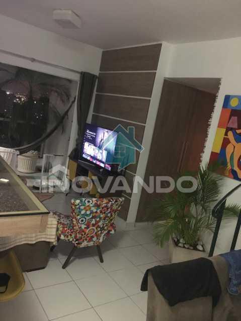 4c28a44d-6d7d-47a6-bb45-fee3a1 - Cobertura 3 quartos à venda Rio de Janeiro,RJ - R$ 650.000 - 1029K - 4