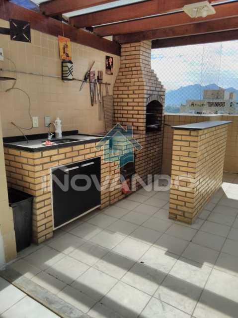 6c18327f-23e3-4e8f-a845-38bb68 - Cobertura 3 quartos à venda Rio de Janeiro,RJ - R$ 650.000 - 1029K - 21