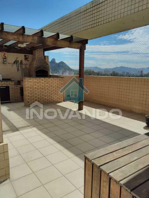 370e2a6f-1b43-4a6e-a2b9-edcc36 - Cobertura 3 quartos à venda Rio de Janeiro,RJ - R$ 650.000 - 1029K - 22