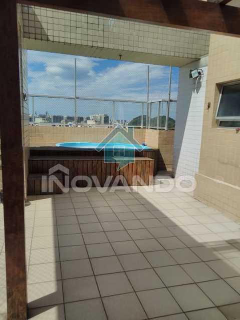 afb22fa7-37d5-46c3-8967-c9dd71 - Cobertura 3 quartos à venda Rio de Janeiro,RJ - R$ 650.000 - 1029K - 3