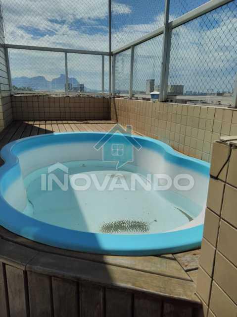 c546b1f2-6395-4ee5-8502-ec6d08 - Cobertura 3 quartos à venda Rio de Janeiro,RJ - R$ 650.000 - 1029K - 23