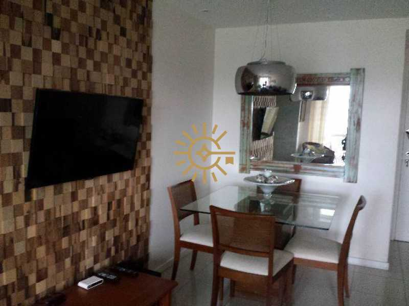 533513102542066 - Apartamento na Barra da Tijuca - Liberta -3 quartos com 80m² - - 311C - 1