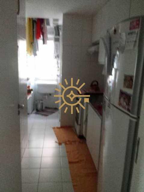 535513107099454 - Apartamento na Barra da Tijuca - Liberta -3 quartos com 80m² - - 311C - 4