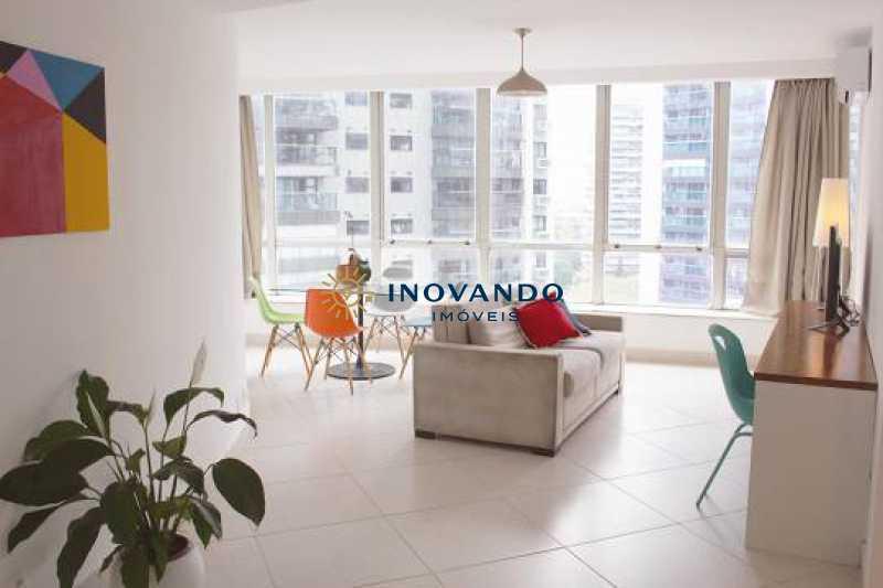 78b32e5acda019860a069683b8021e - Condomínio Torre Hemingway - 2 quartos- 100 m-² - 1075B - 1