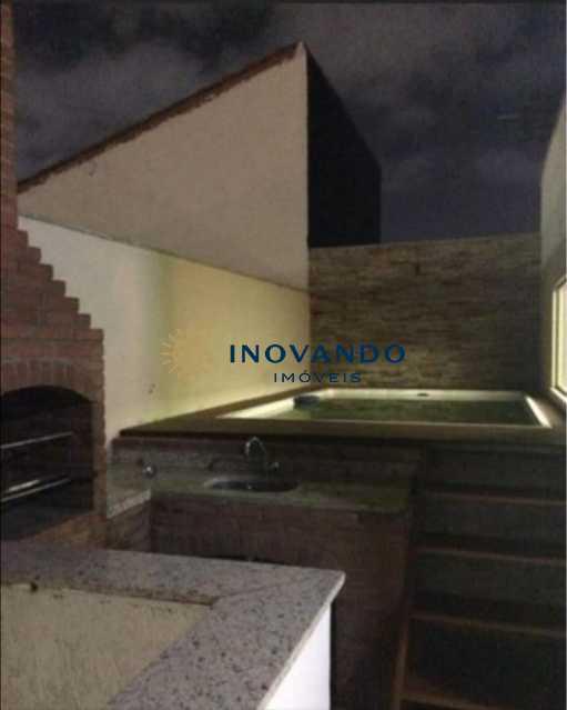 WhatsApp Image 2021-08-24 at 1 - Abelardo Bueno - Vila DItalia - Região Olimpica - cobertura duplex - 3 quartos - 140 m² - 1120K - 1